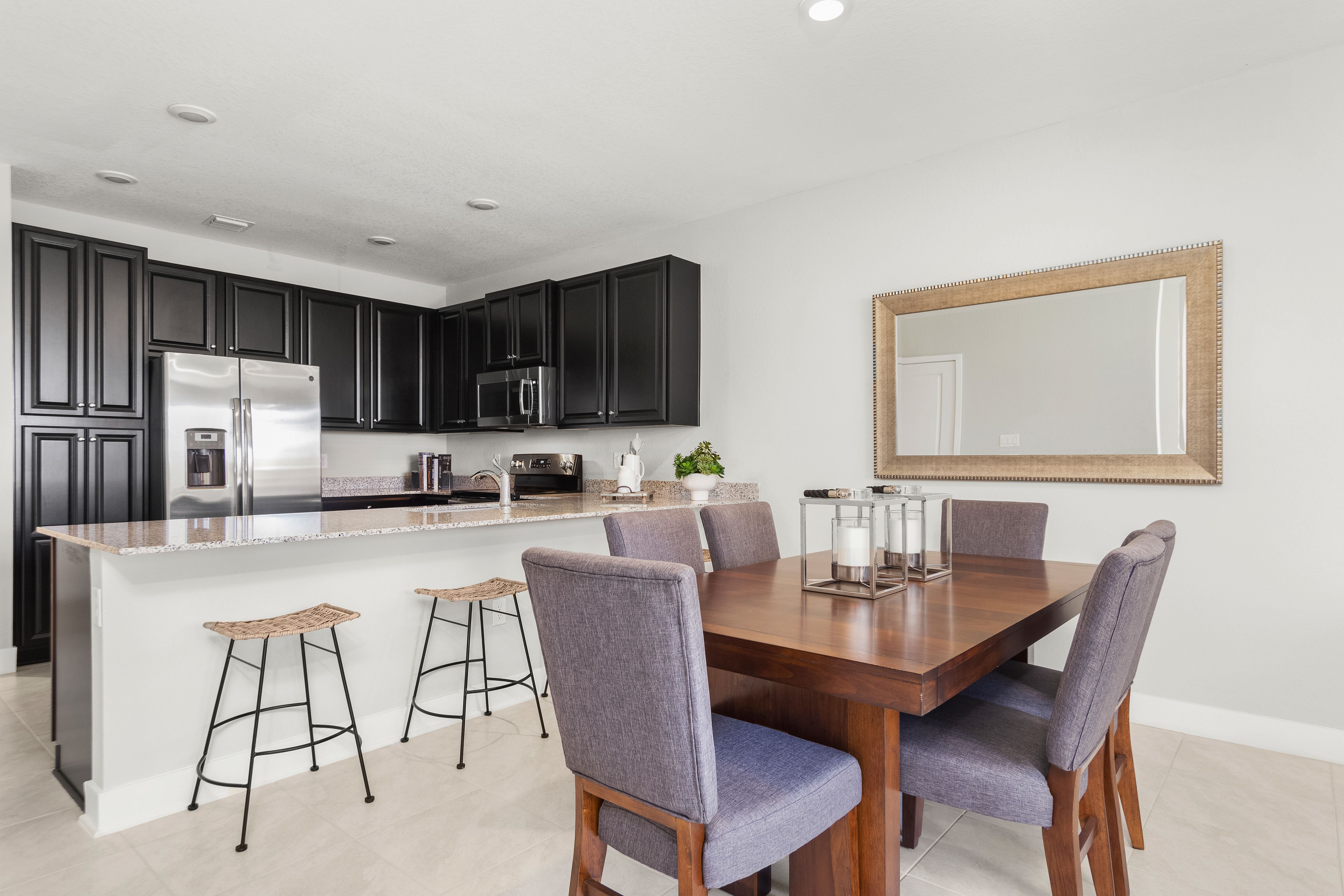 Kitchen featured in the Islandia By Ryan Homes in Miami-Dade County, FL