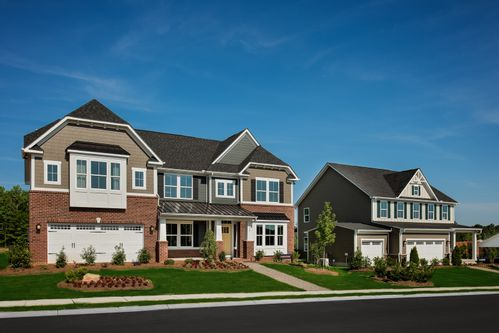 Riverstone by Ryan Homes in Greenville-Spartanburg South Carolina