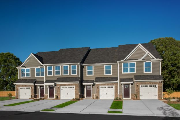 Become Your Own Landlord:Stop renting!Schedule a visit to Heritage Townes, featuring maintenance-free garage homes