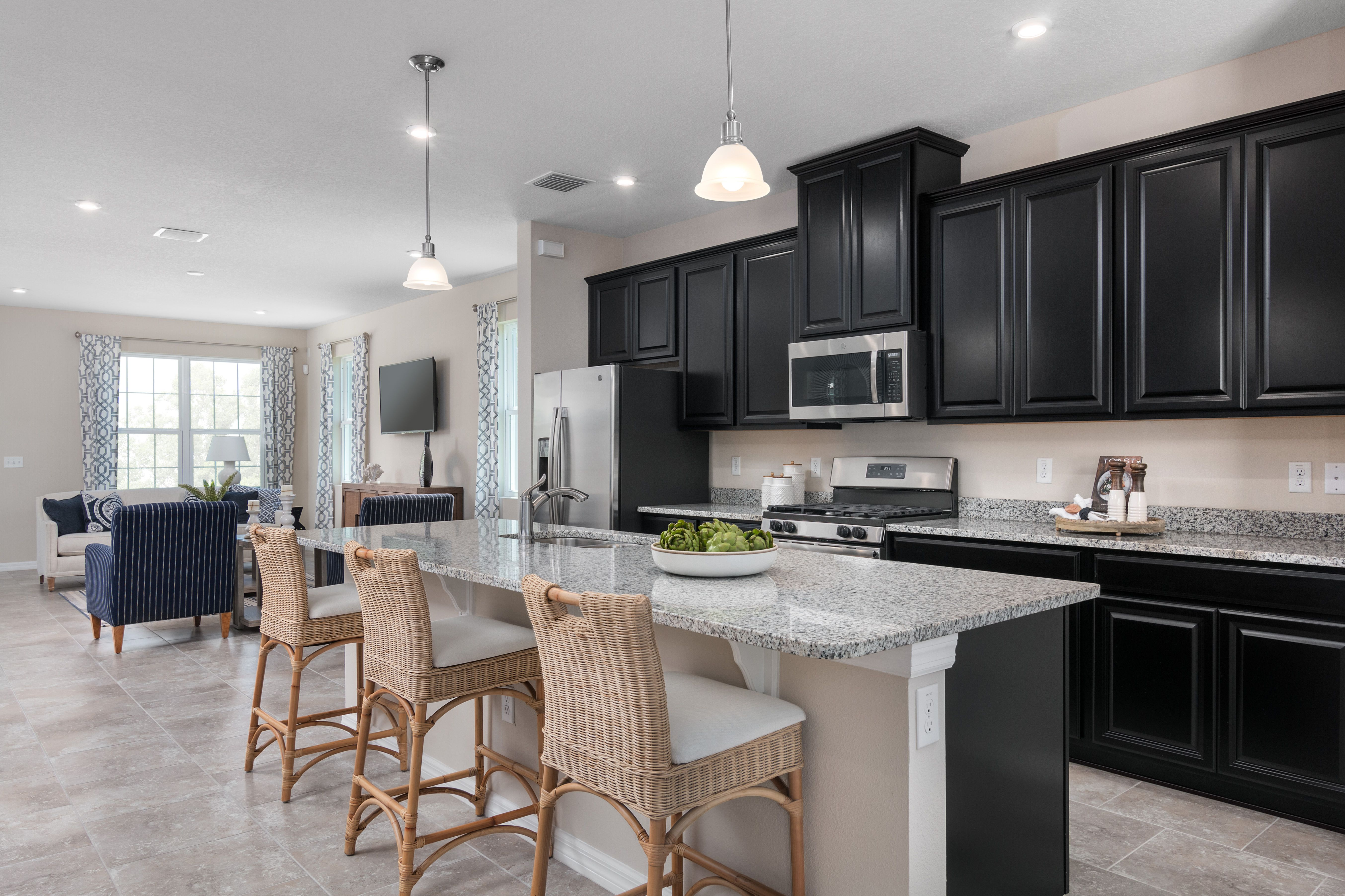 Kitchen featured in the Haydn By Ryan Homes in Orlando, FL
