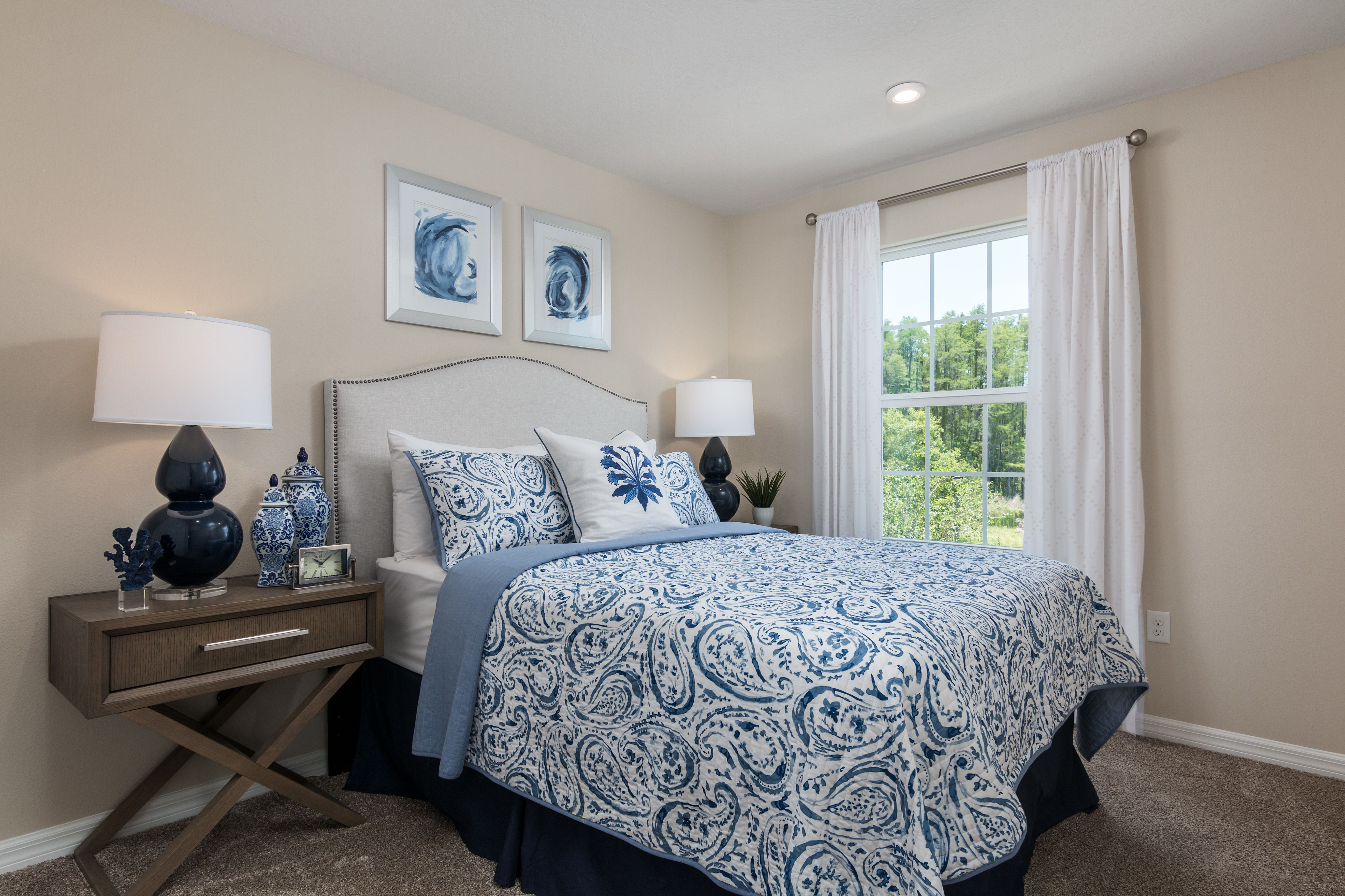 Bedroom featured in the Haydn By Ryan Homes in Orlando, FL