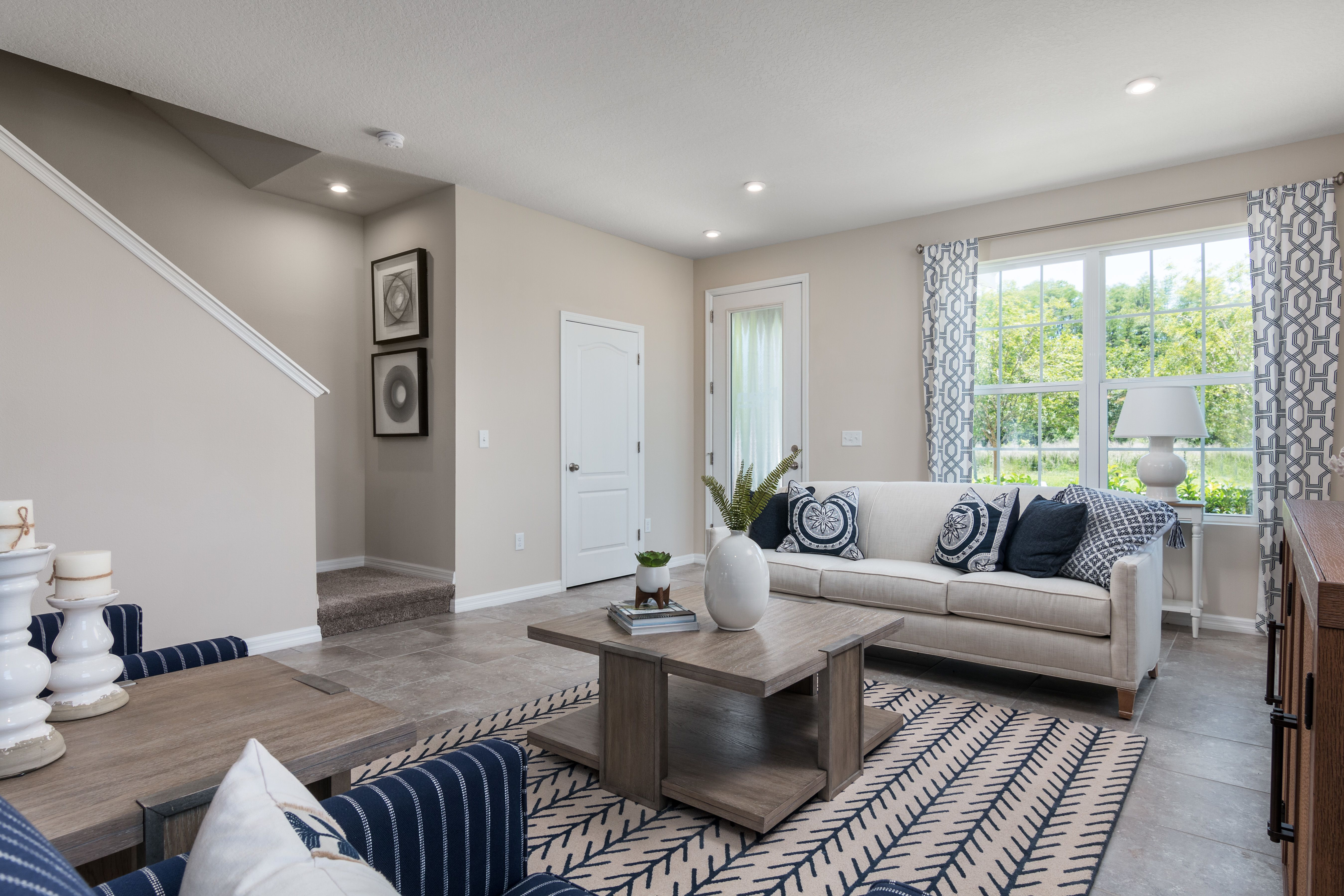 Living Area featured in the Haydn By Ryan Homes in Orlando, FL
