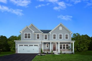 Roanoke - The Landing at Grassfield: Chesapeake, Virginia - Ryan Homes