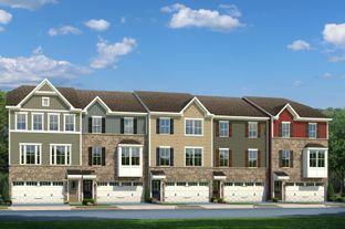 Mendelssohn - The Towns at Bryan's Cove: Chesapeake, Virginia - Ryan Homes