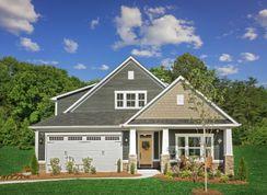 Palladio 2-Story - Enclave at Holcomb Woods (Age 55+): Charlotte, North Carolina - Ryan Homes