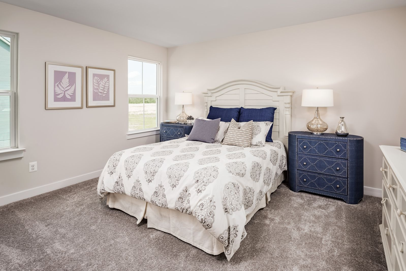 Bedroom featured in the York By Ryan Homes in Chicago, IL