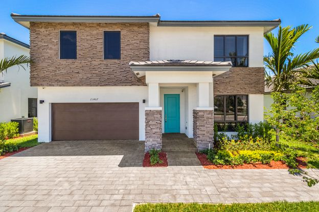 WELCOME TO THE LANDINGS!:Spacious and modern living from the mid $300s. Less than one mile from the turnpike and close to everything Miami has to offer. Se Habla Espanol.  Schedule your visit today!