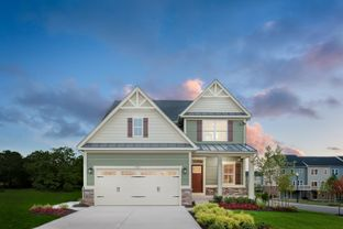 Ballenger - Blackburn Single-Family Homes: Manassas, District Of Columbia - Ryan Homes
