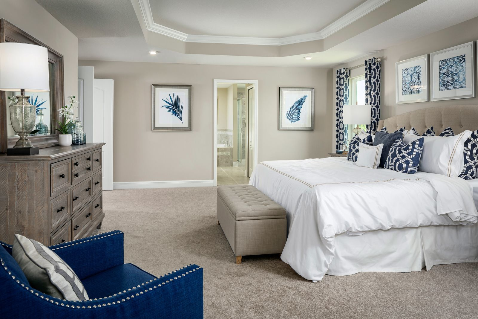 Bedroom featured in the Estero Bay By Ryan Homes in Tampa-St. Petersburg, FL