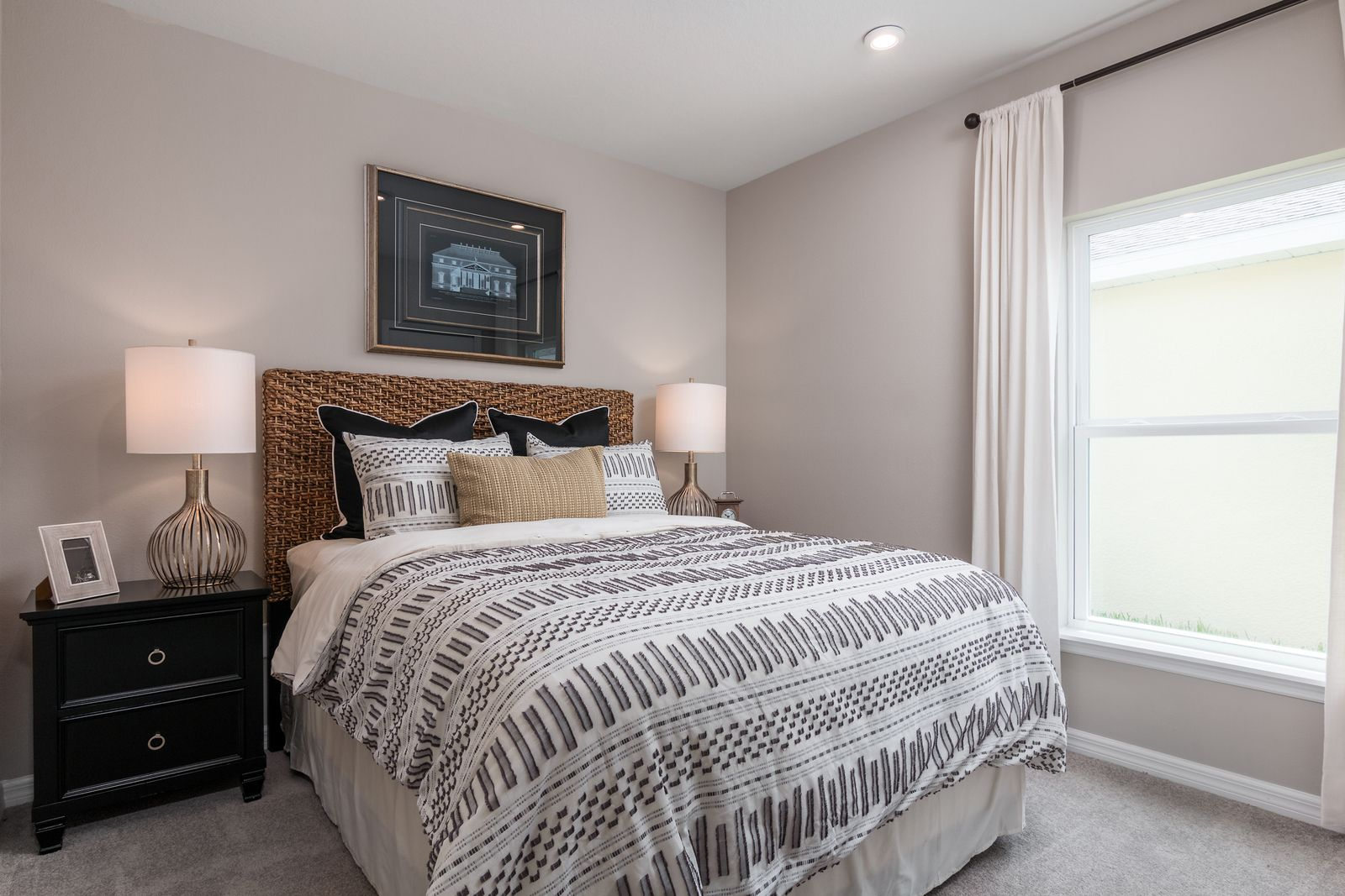 Bedroom featured in the Ponte Vedra By Ryan Homes in Martin-St. Lucie-Okeechobee Counties, FL