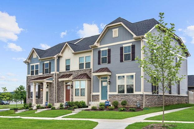 Welcome to Lake Linganore!:Luxurious garage townhomes with unbelievable outdoor spaces. Coming home never felt so good.Schedule your visit today!