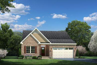 New Lenox Illinois >> New Construction Homes Plans In New Lenox Il 2 450