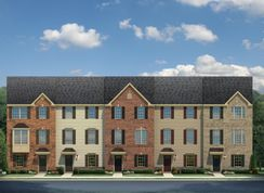 Mozart Attic - Timothy Branch Townhomes: Brandywine, District Of Columbia - Ryan Homes