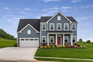 Powell - Winding Creek: Stafford, District Of Columbia - Ryan Homes