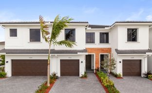 The Landings-Townhomes by Ryan Homes in Miami-Dade County Florida