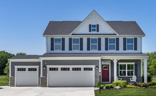 Three Rivers by Ryan Homes in Nashville Tennessee