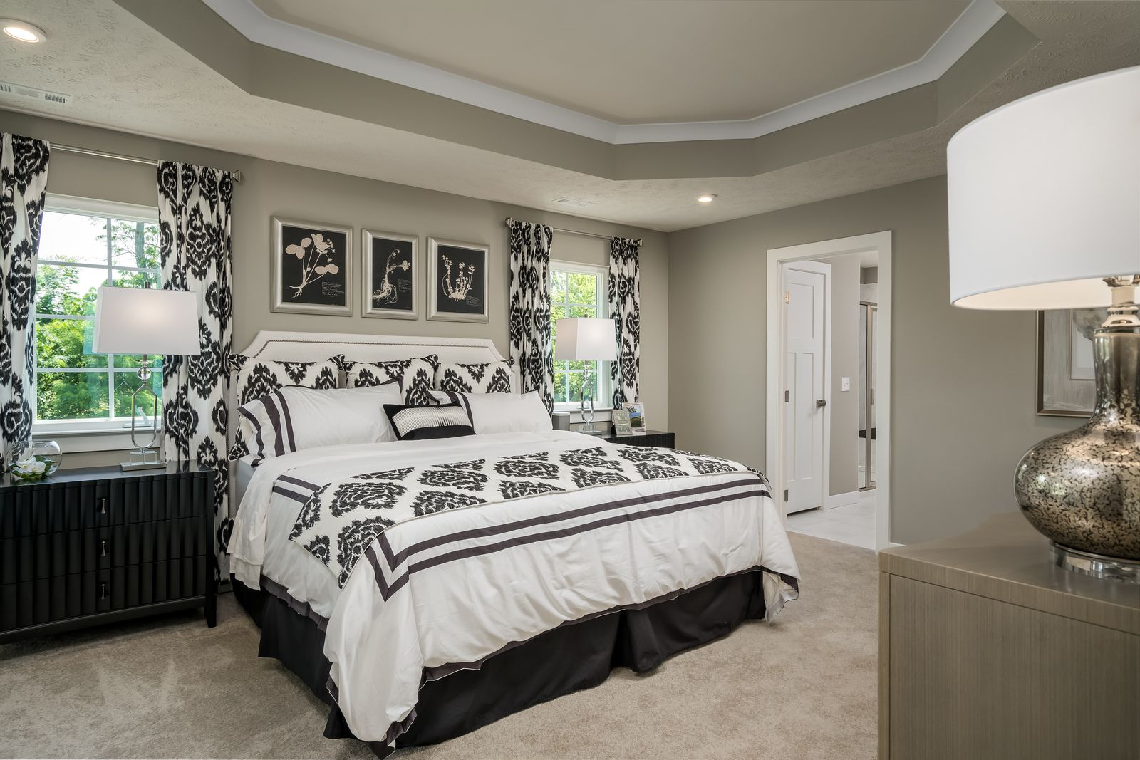 Bedroom featured in the Bateman By Ryan Homes in Canton-Massillon, OH