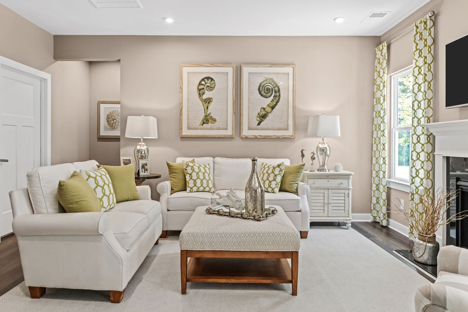 Living Area featured in the Alberti 2 Story By Ryan Homes in Chicago, IL