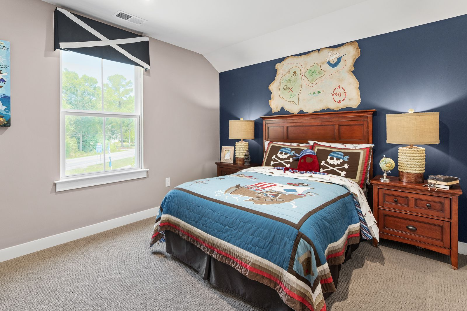 Bedroom featured in the Alberti 2 Story By Ryan Homes in Chicago, IL