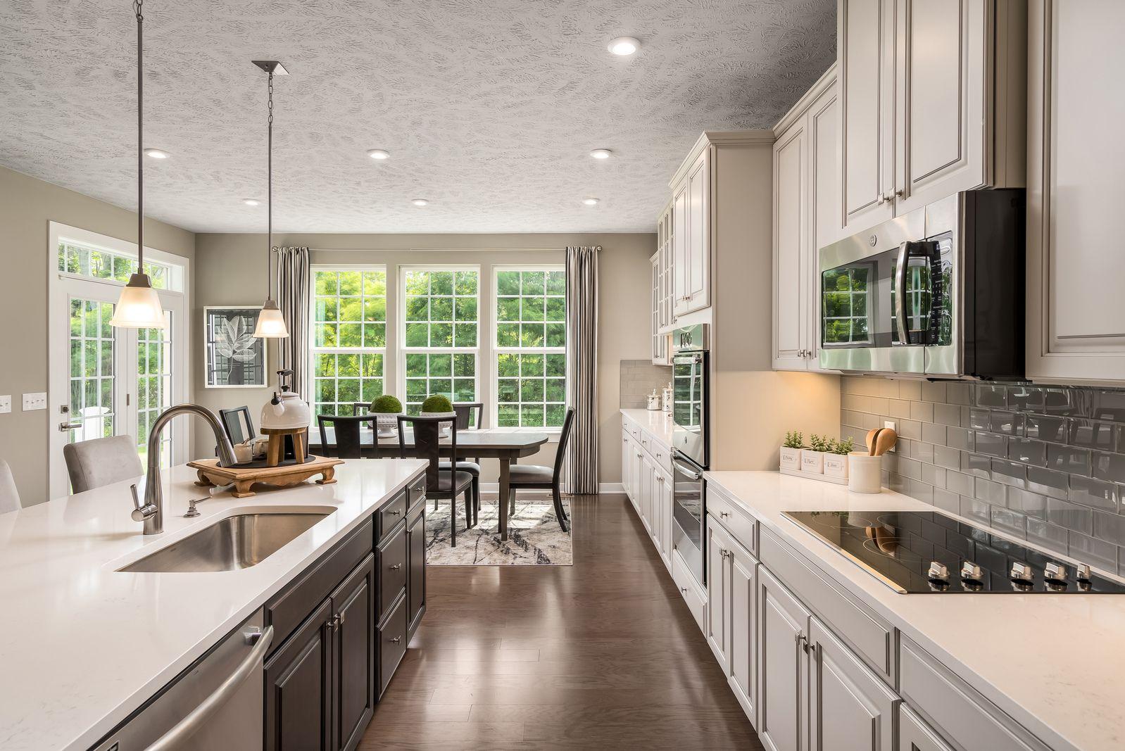 Kitchen featured in the Bateman By HeartlandHomes in Morgantown, WV