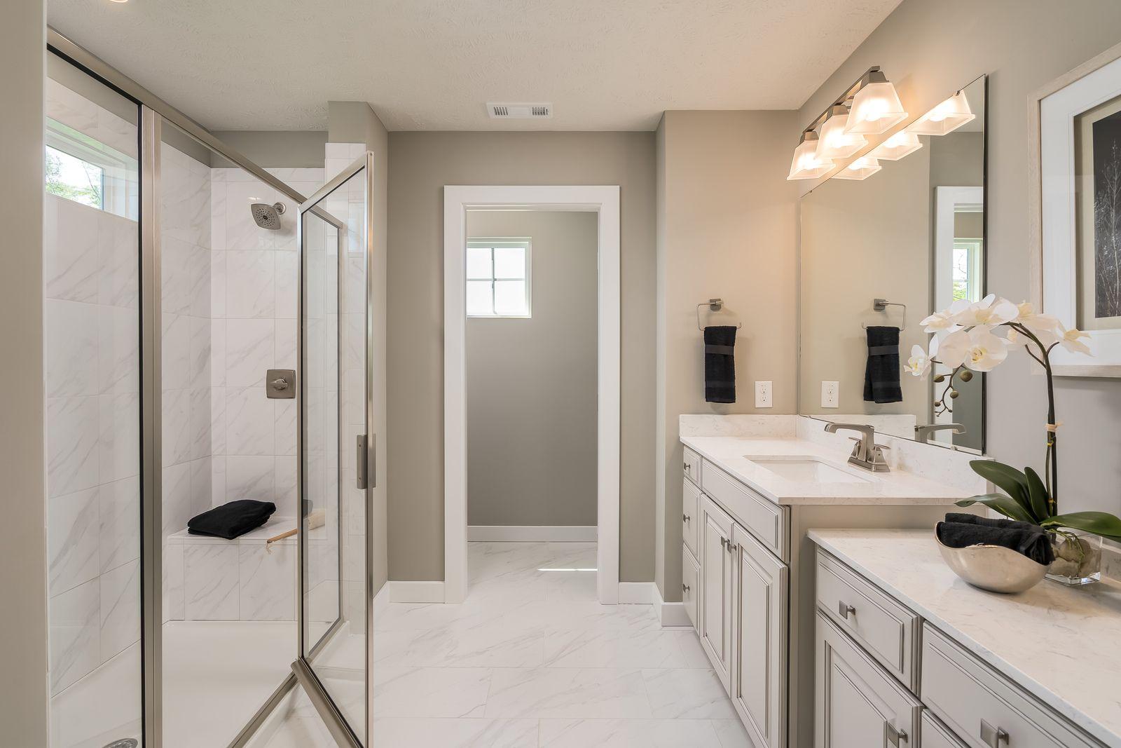 Bathroom featured in the Bateman By HeartlandHomes in Morgantown, WV