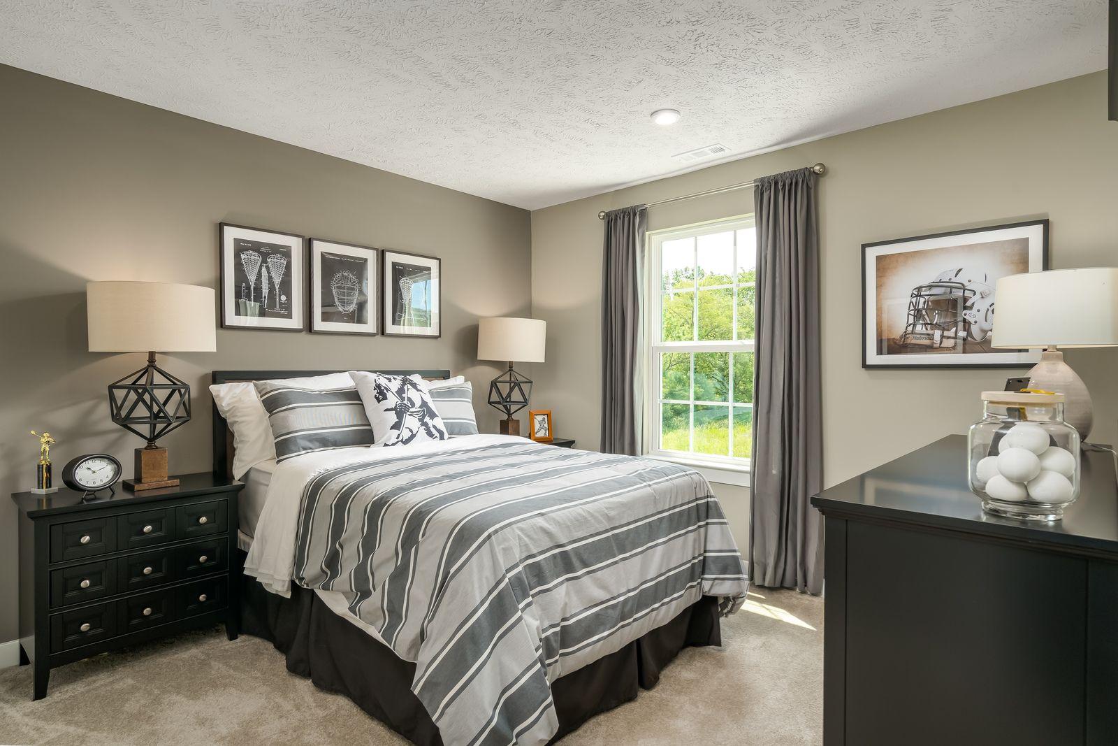 Bedroom featured in the Bateman By HeartlandHomes in Morgantown, WV