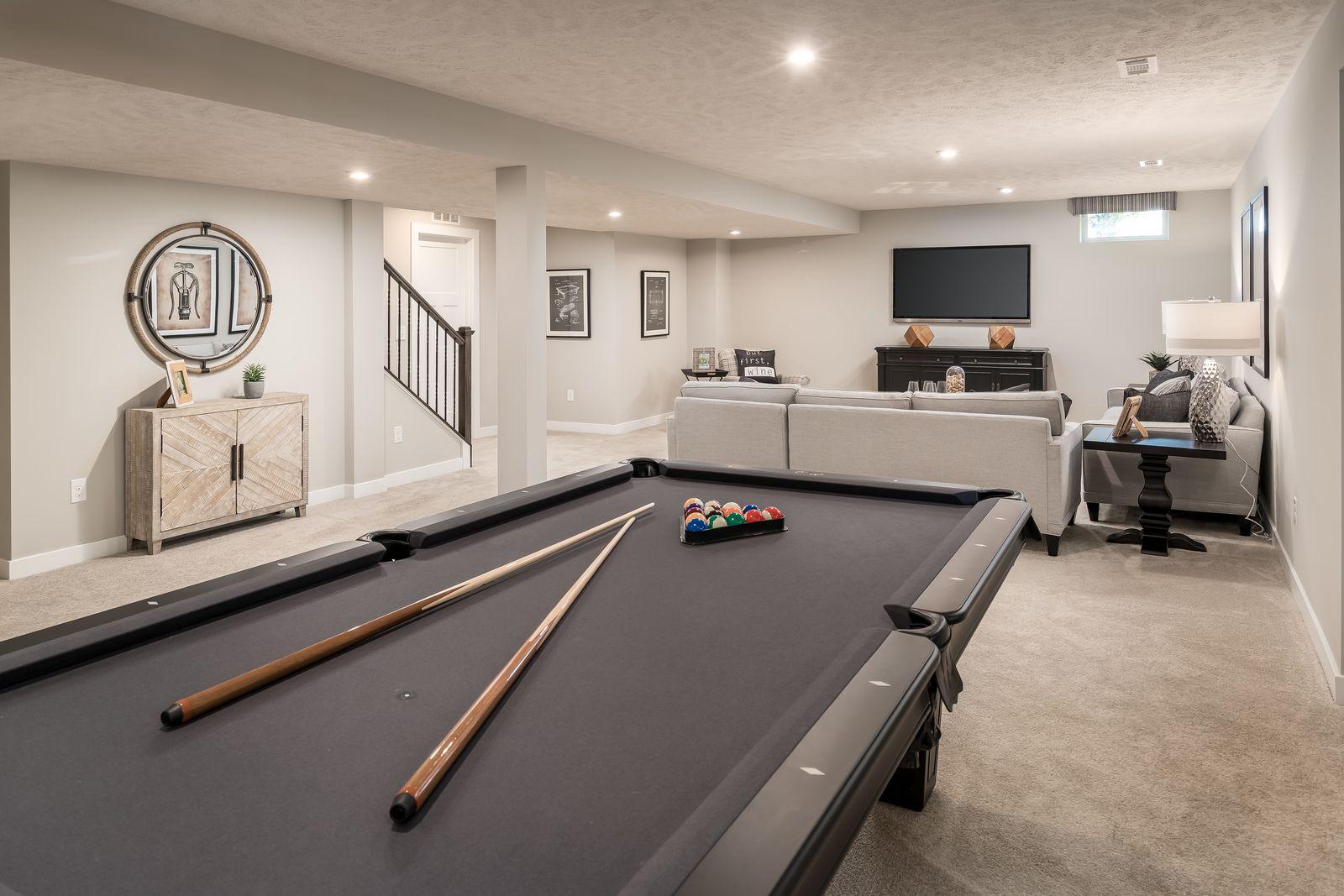 Living Area featured in the Bateman By HeartlandHomes in Morgantown, WV
