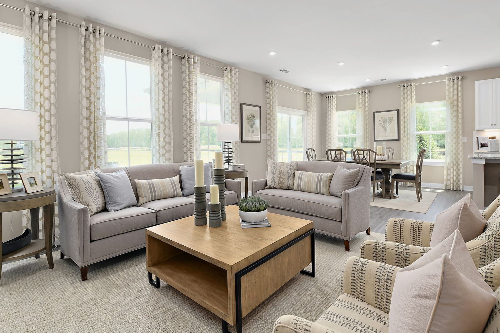 Living Area featured in the Ashbrooke By Ryan Homes in Washington, MD