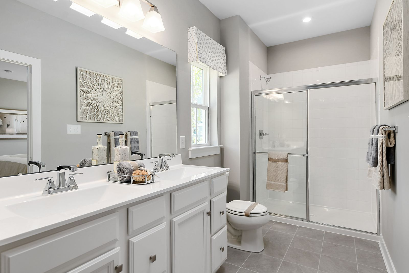 Bathroom featured in the Ashbrooke By Ryan Homes in Washington, MD