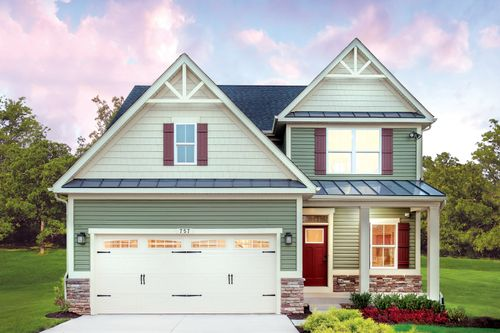 New Homes by Ryan Homes in Chicago, IL :: 14 Communities