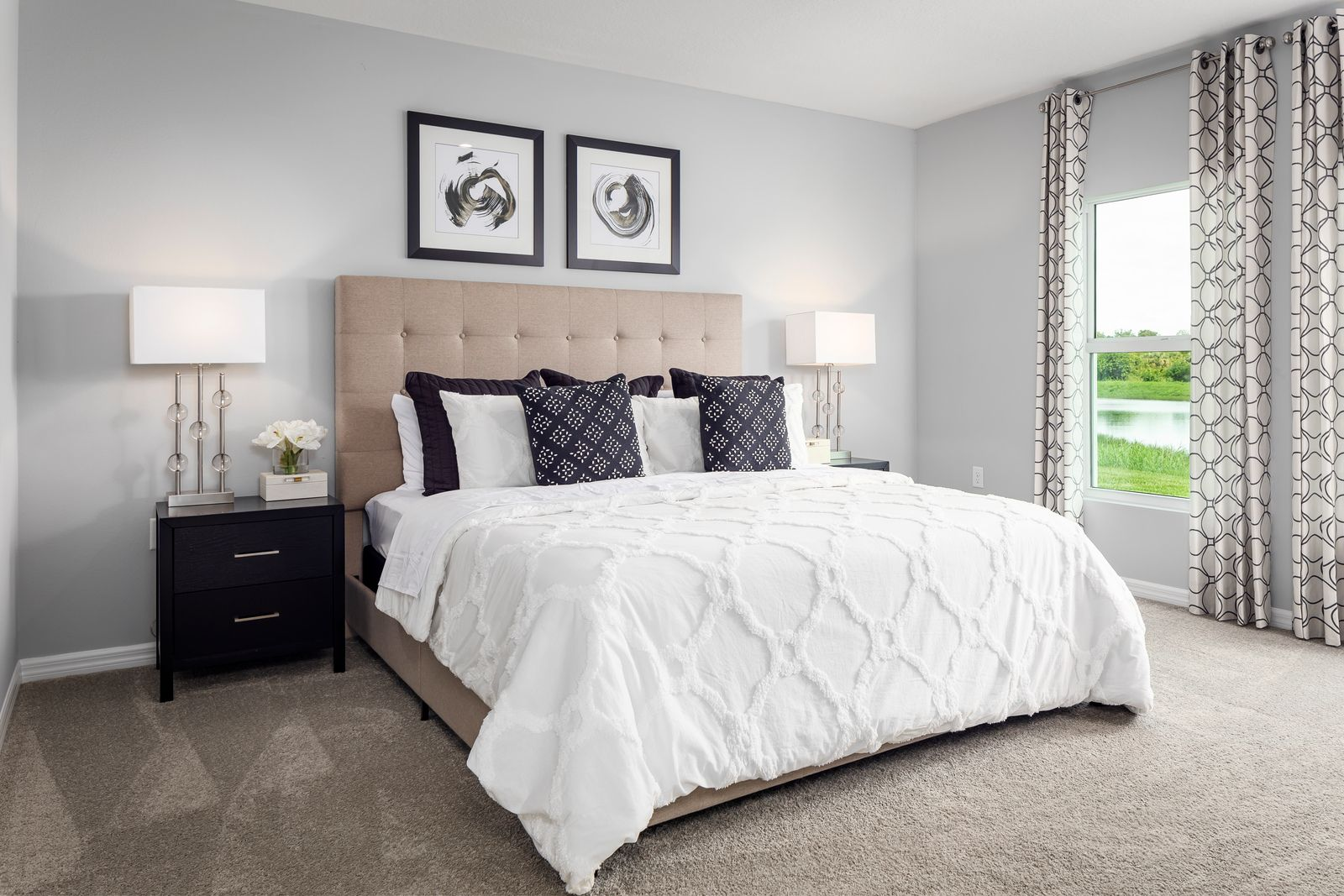 Bedroom featured in the Key Largo By Ryan Homes in Martin-St. Lucie-Okeechobee Counties, FL