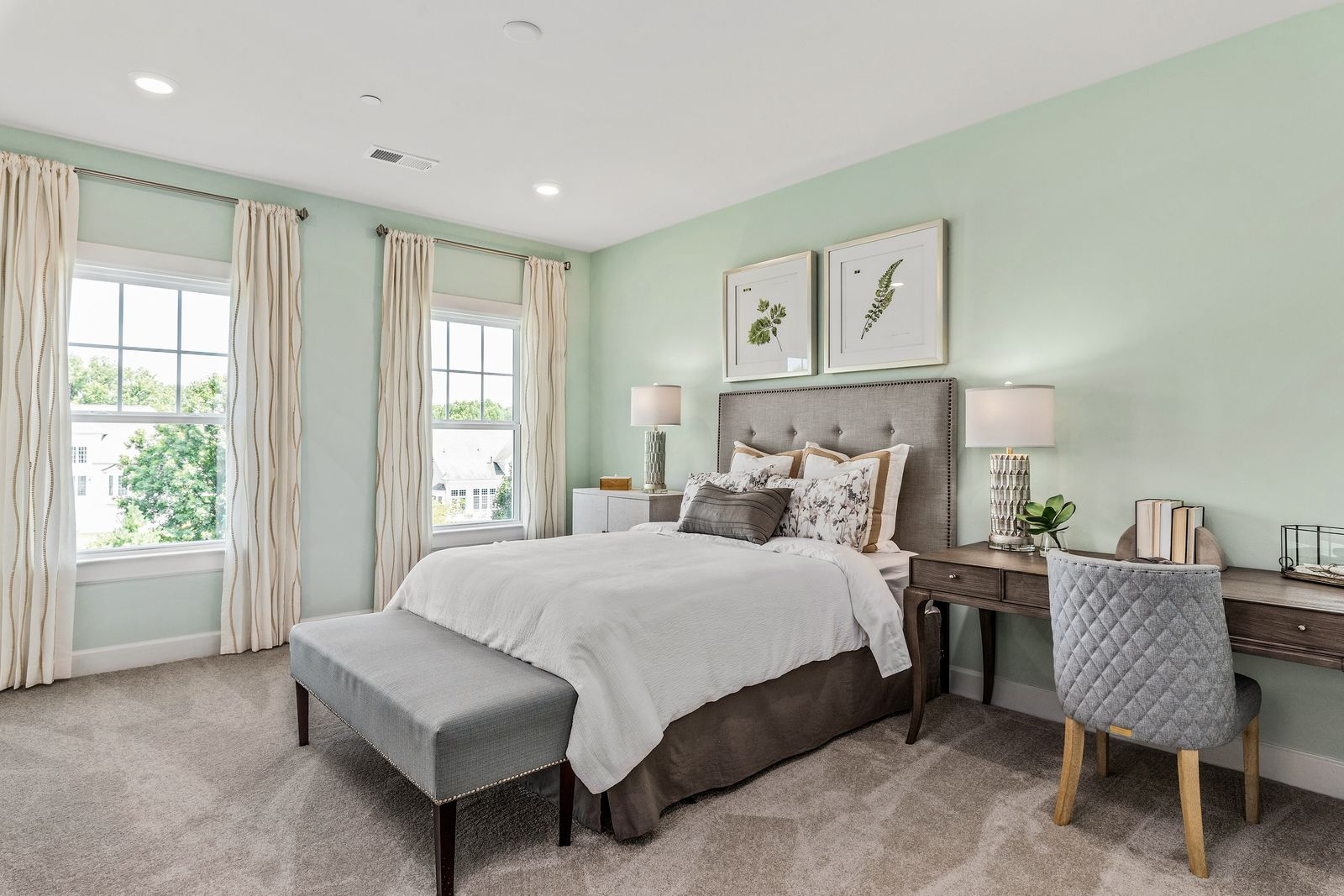 Bedroom featured in the Marymount By NVHomes in Washington, VA