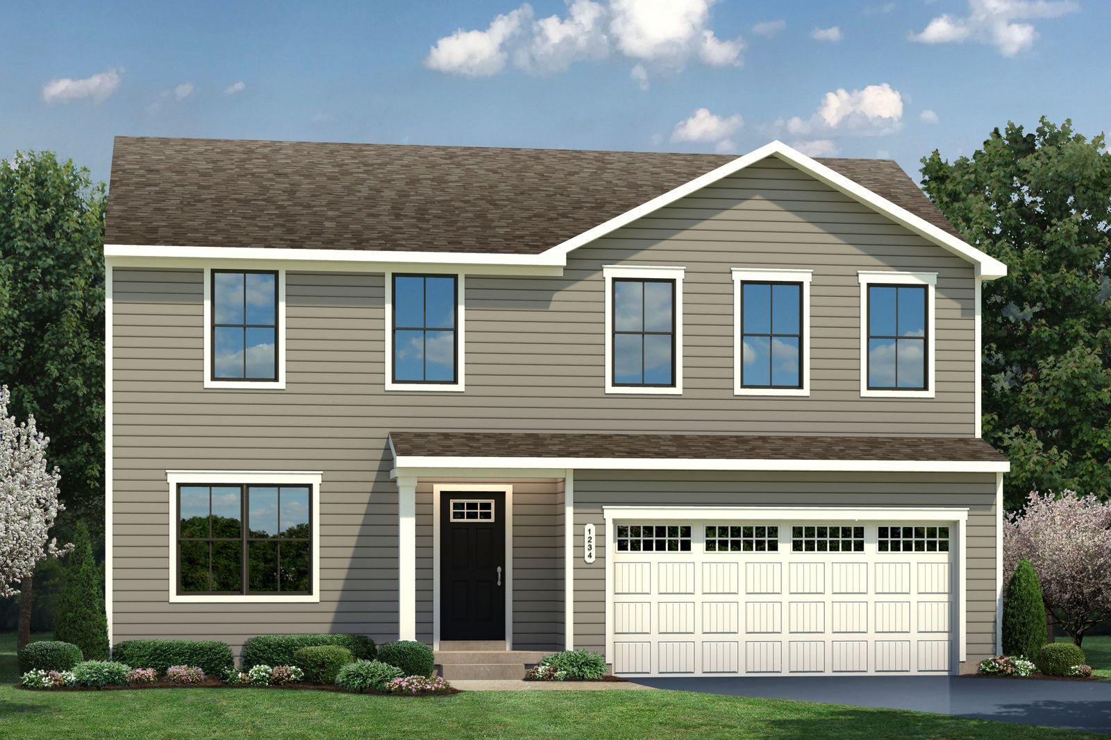 Ryan Homes New Home Plans in a TN | NewHomeSource on