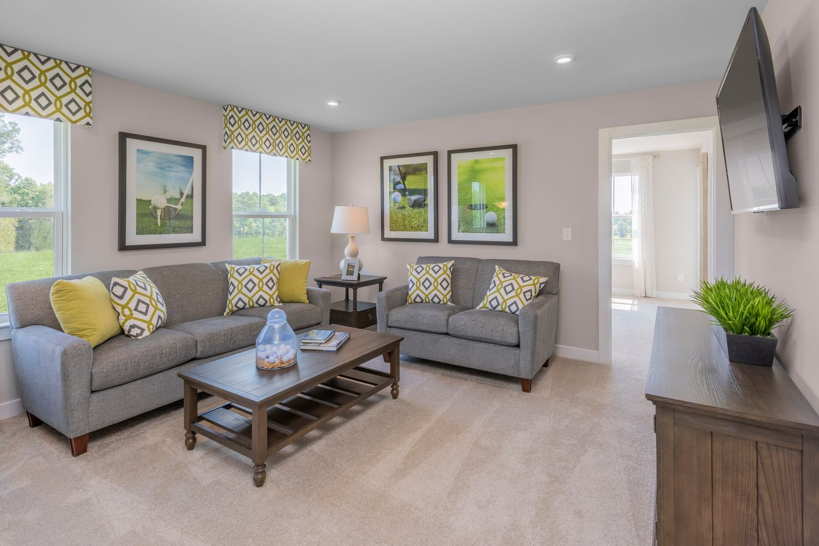 Living Area featured in the Seneca By Ryan Homes in Outer Banks, NC