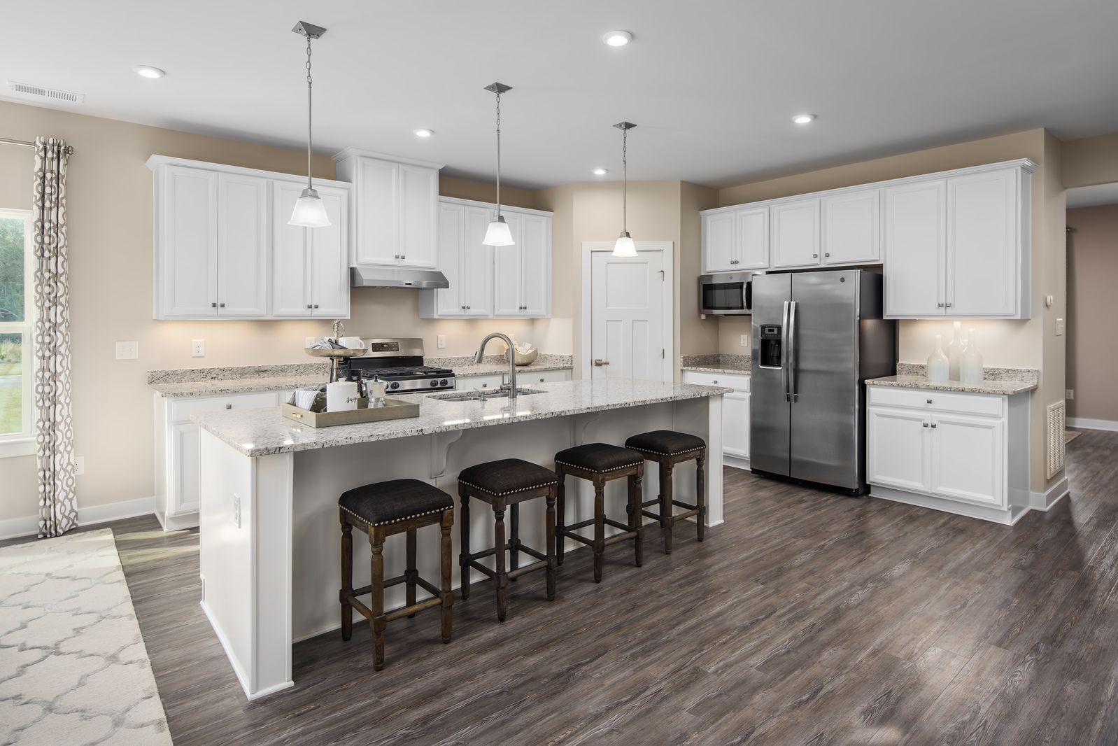 Kitchen featured in the Lehigh By Ryan Homes in Chicago, IL