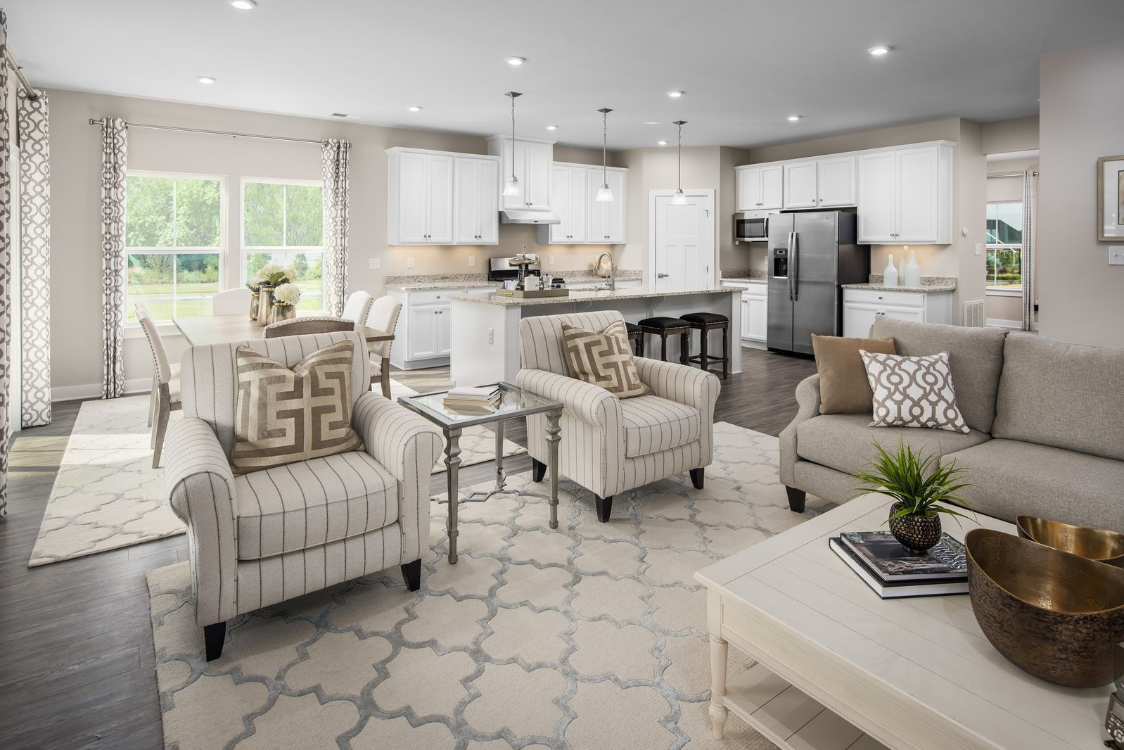 Living Area featured in the Lehigh By Ryan Homes in Washington, VA
