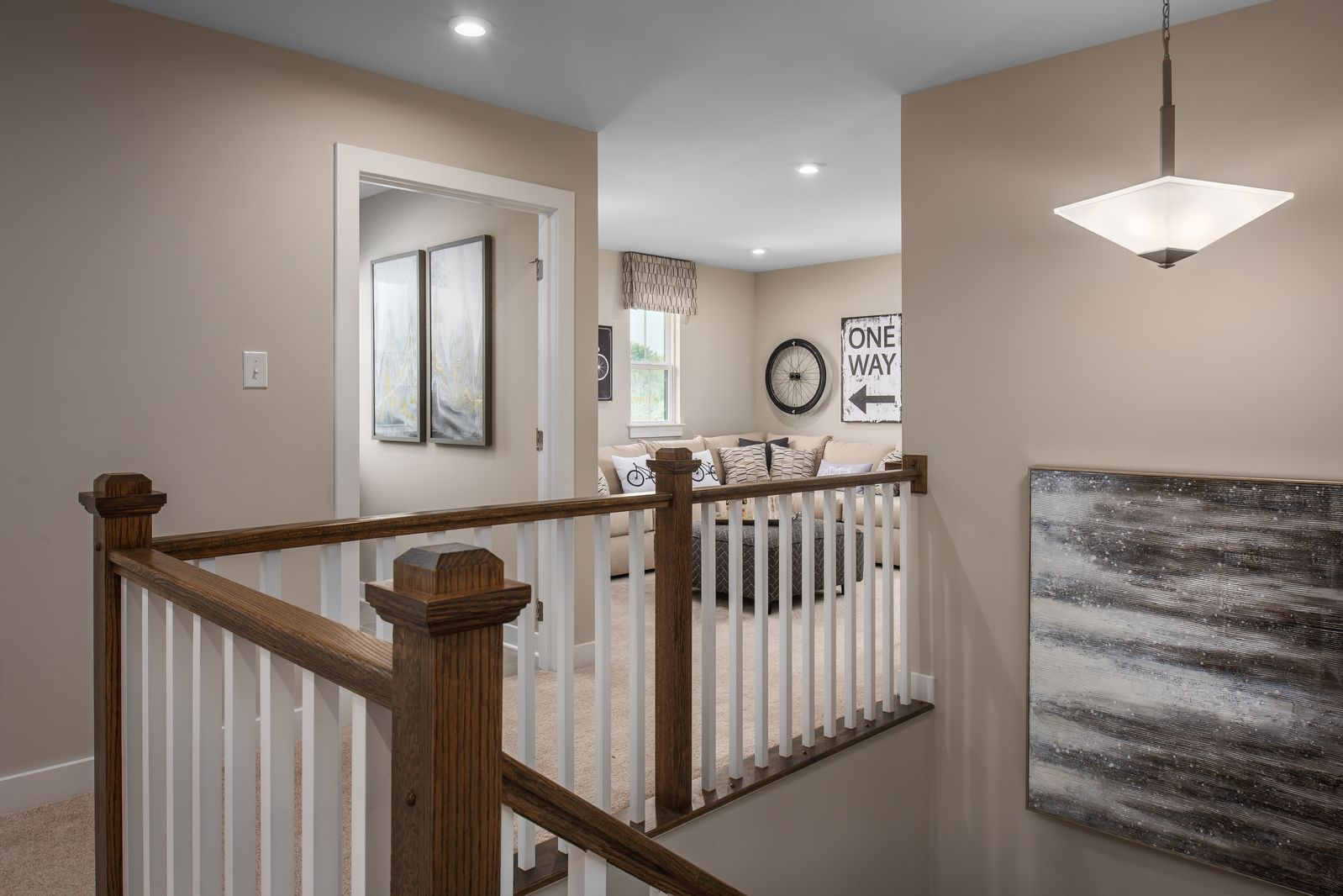 Living Area featured in the Lehigh By Ryan Homes in Washington, MD