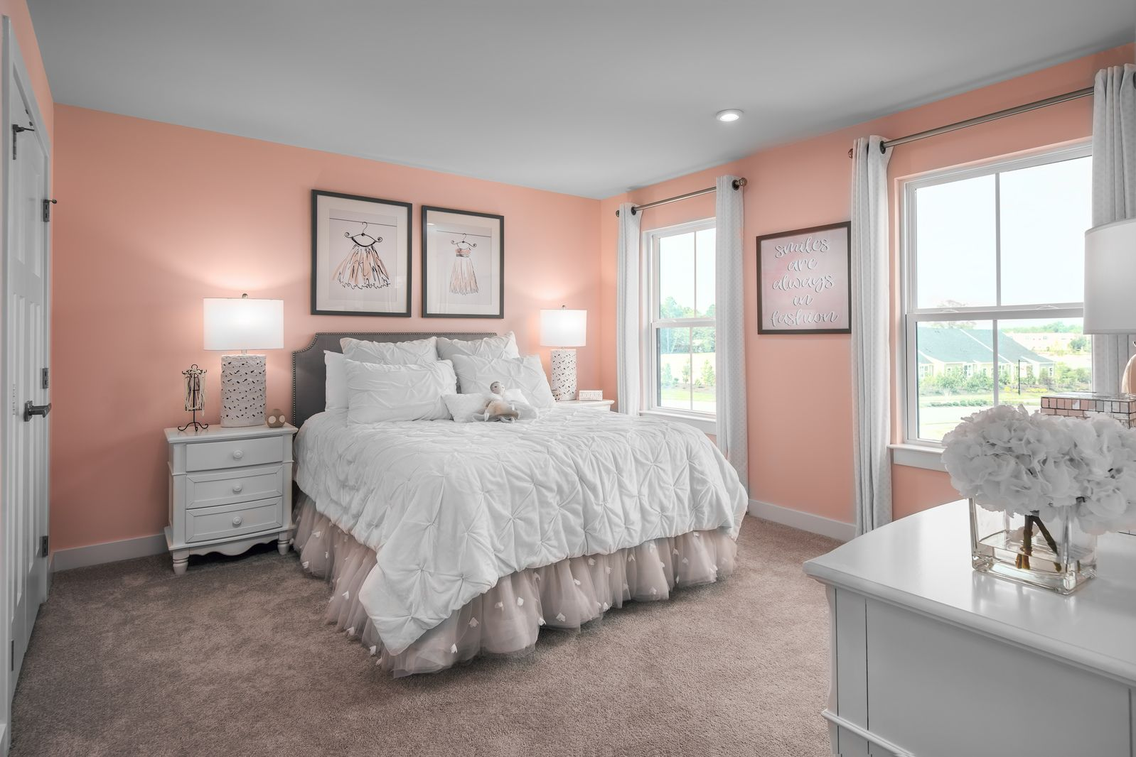 Bedroom featured in the Lehigh By Ryan Homes in Washington, MD