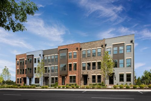 Woodland Park Station by NVHomes in Washington Virginia