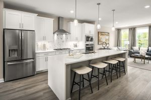 homes in Woodland Park Station by NVHomes