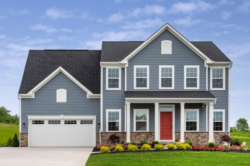 High Hook Farms Single Family Homes by Ryan Homes in Wilmington-Newark Delaware