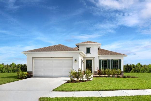 Welcome to Carriage Pointe!:Own a low-maintenance single-family home from the upper $100s with preserve-view homesites, close to the beach in a gated community. Click here to schedule your visit today!