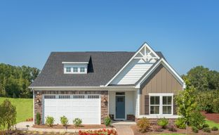 Riverstone Cottages by Ryan Homes in Greenville-Spartanburg South Carolina