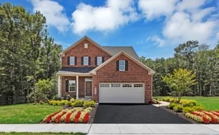 Timothy Branch Single Family Homes by Ryan Homes in Washington Maryland