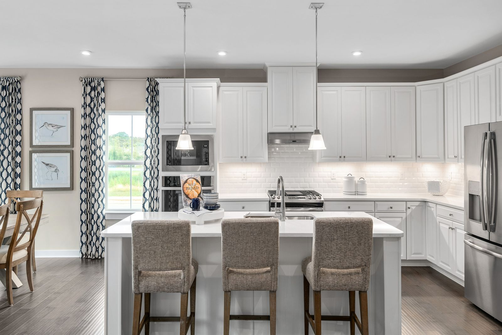 Kitchen featured in the Cumberland By Ryan Homes in Columbia, SC