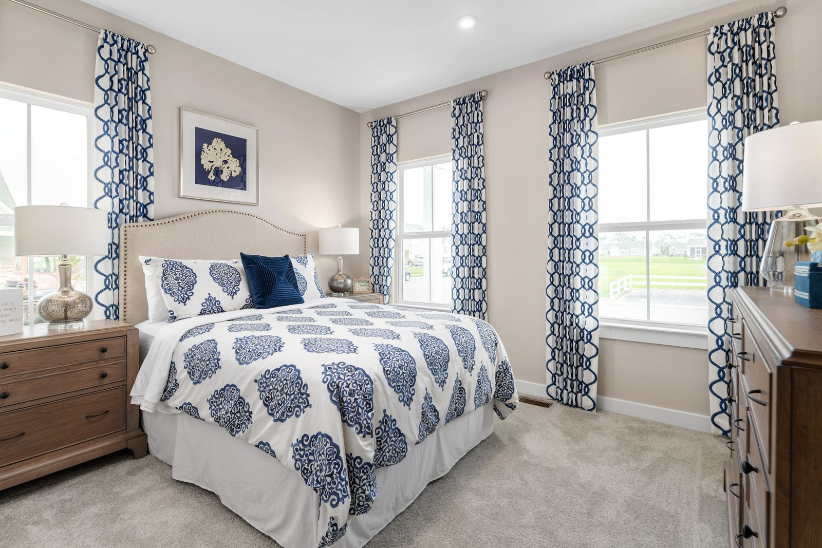 Bedroom featured in the Cumberland By Ryan Homes in Outer Banks, NC