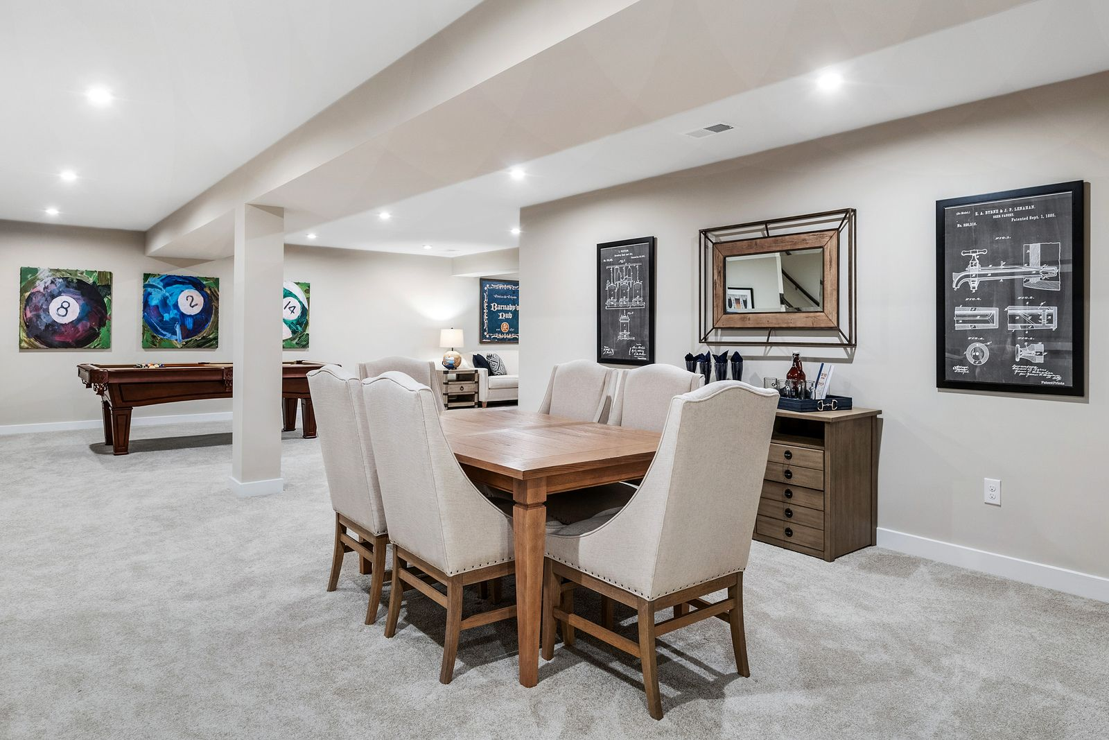 Living Area featured in the Cumberland By Ryan Homes in Washington, VA
