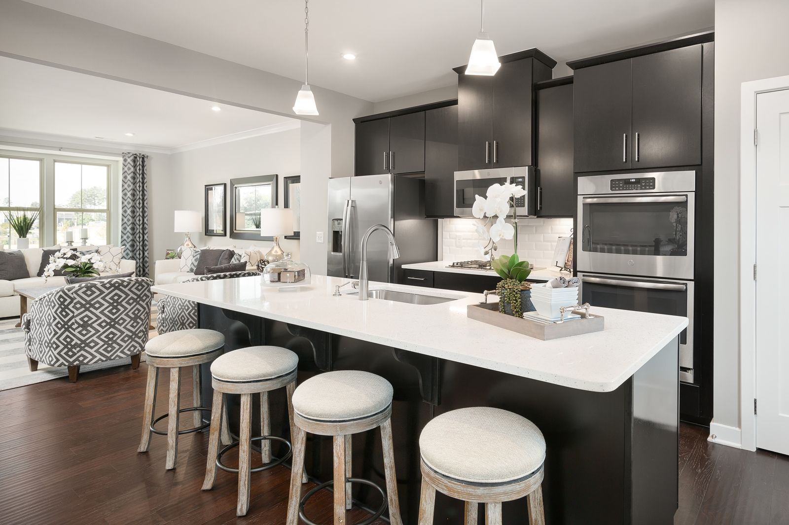 'Market Point Townes' by Ryan Homes-GVS in Greenville-Spartanburg