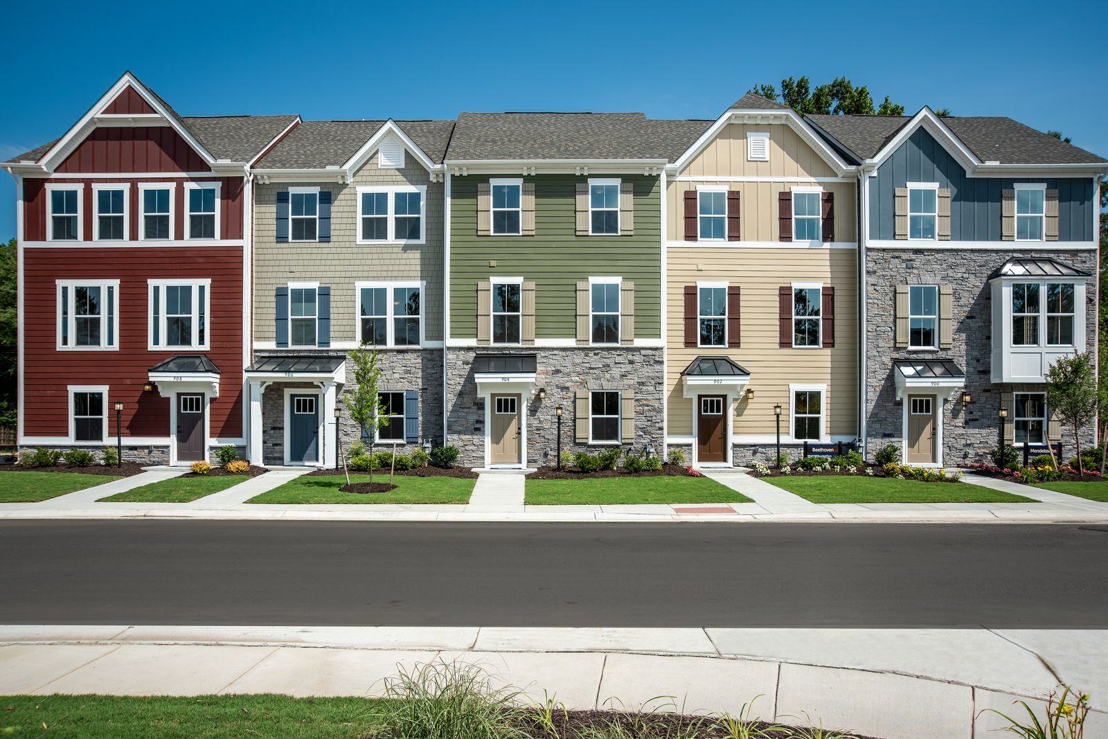 Exterior featured in the Beethoven By Ryan Homes in Norfolk-Newport News, VA