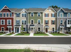 Beethoven - Townes at Benn's Grant: Smithfield, Virginia - Ryan Homes